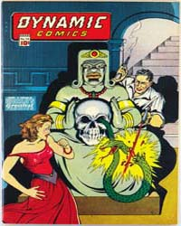 Dynamic Comics : Issue 13 Volume Issue 13 by Harry A Chesler Comics